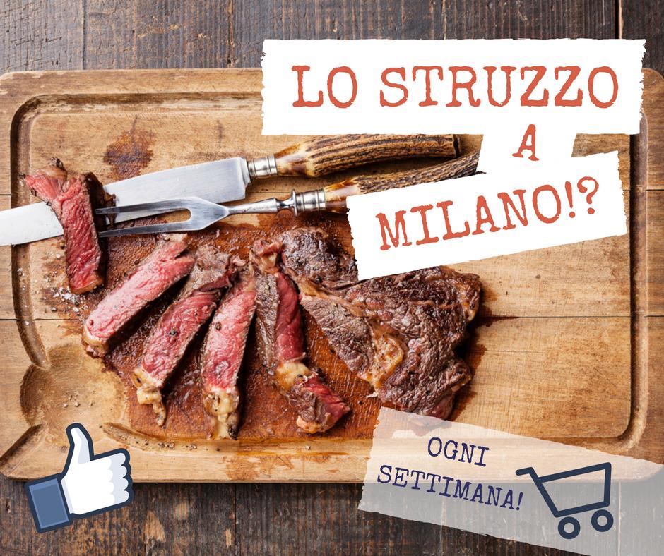 Mercati contadini - lo struzzo a Milano, il Cascinetto