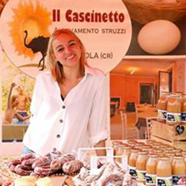 Marta Facchini, little boss al Cascinetto